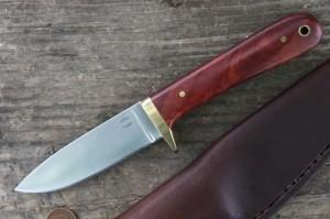 Belt Knife, Lucas Forge