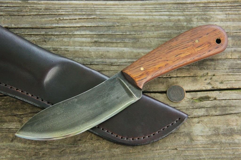 Custom Hunting Knives, Nessmuk Knife, Custom Knives, Nessmuk, Custom Nessmuk Knife,