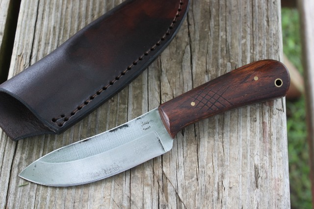 Nessmuk, Custom Hunting Knives