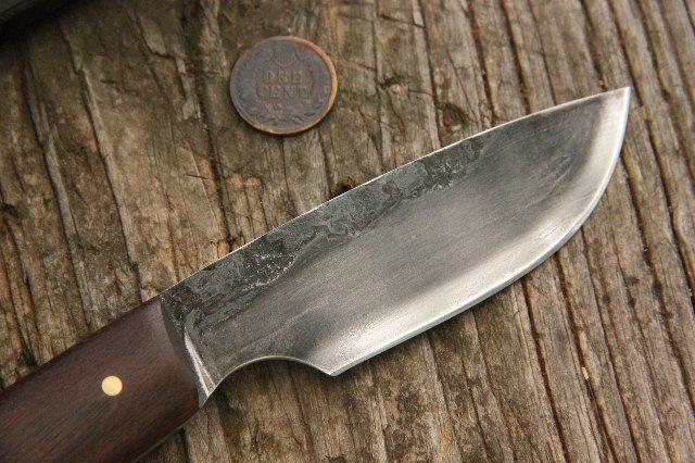 Hammer-Forged Blade