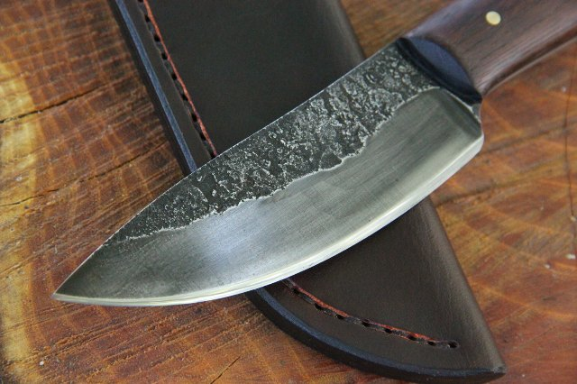 Hand Forged Knife, Lucas Forge
