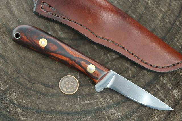 Cusotm Knives, Lucas Forge, Hunting Knives, Skinning Knives, ProSkinner