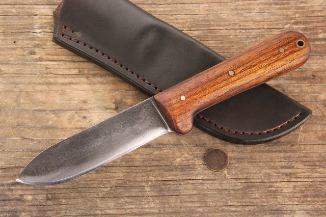 Kepahrt Knife, Custom Kephart Knife, Lucas Forge, Custom Lucas Knives, Lucas Knives