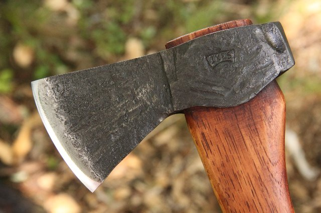Custom Axes, Lucas Forge, Hand Forged Axes, Axes, Forging Axes, Blacksmithing, Knifemakers, Axe Makers, USA Made Axes, Tools Made in the USA