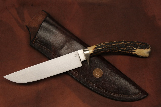 Stag, Hunting Knife, Survival Knife, Collector's Knife