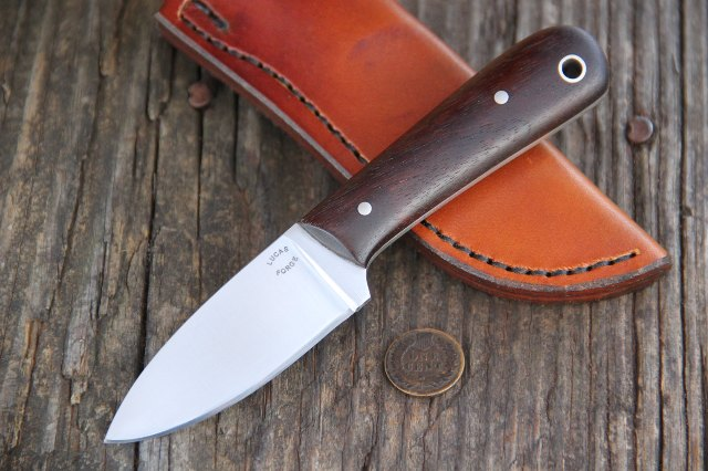 Stainless Steel Knives, Lucas Forge, Custom Knives, Hunting Knives, Camp Knives, Outdoorsman Knives