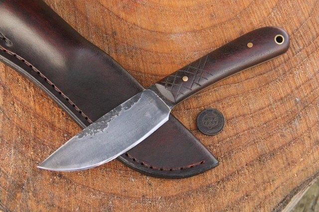 Trade Knife, Custom Designed Knives, Lucas Forge, Groomsmen Gifts, Custom Knives