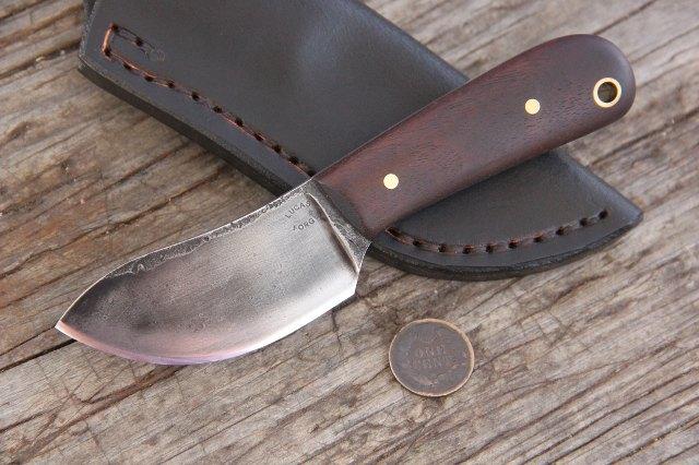 Skinner Knife, Lcuas Forge Knives, Belt Knife, Belt Skinner