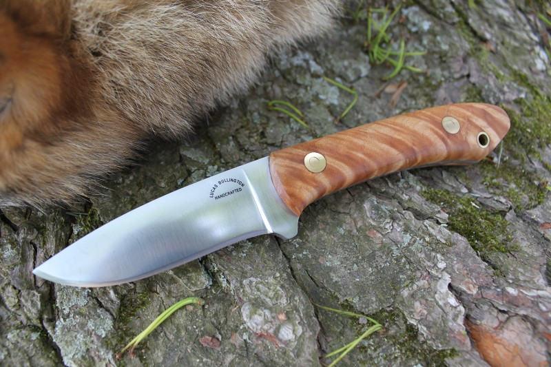 Hunter, Custom Hunting Knives, Lucas Bullington, Lucas Forge