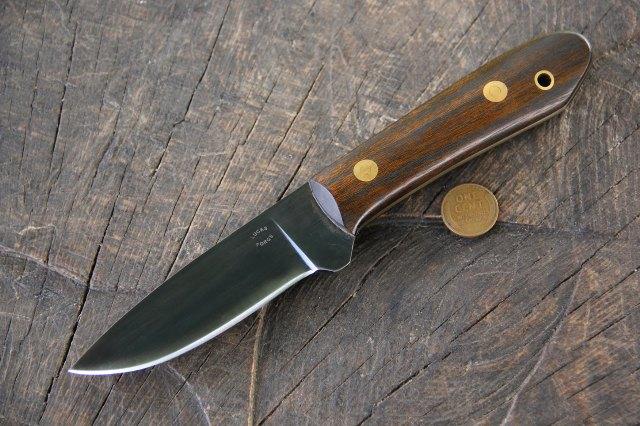 Custom Hunting Knives, Lucas Forge, Packer Knife, Custom Knife, Hunting Knife