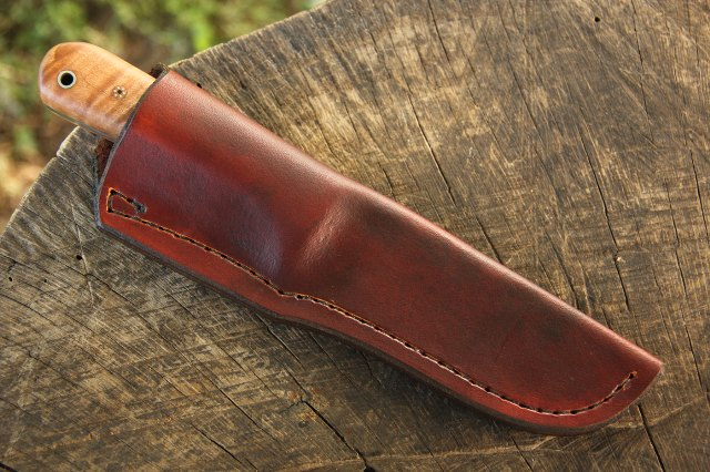 Custom Leather Products, Waterproofing Leather, Lucas Forge Leather