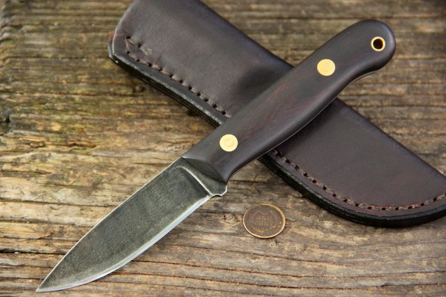 Hunting Knives, Custom Knives, Lucas Forge