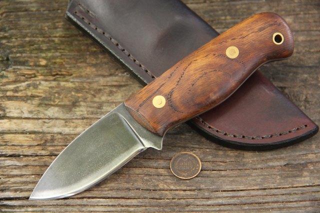 Custom Knives, Lucas Forge, Hunting Knives, Lucas Knives, Bush Knife