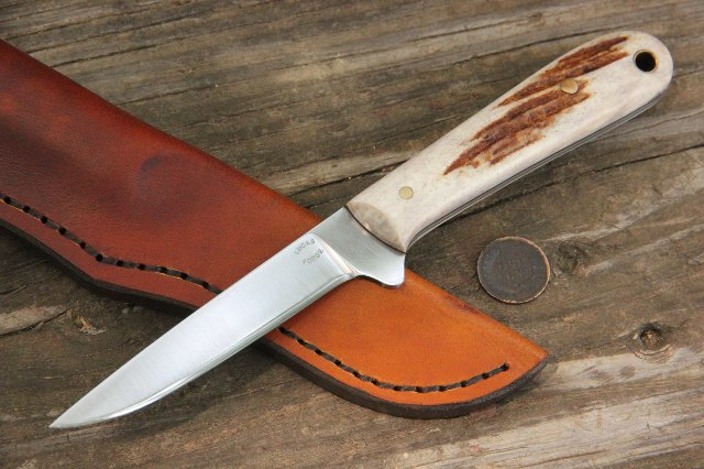 Custom Knives, Lucas Forge, Hunting Knives, Trapping Knife, Lucas Knives