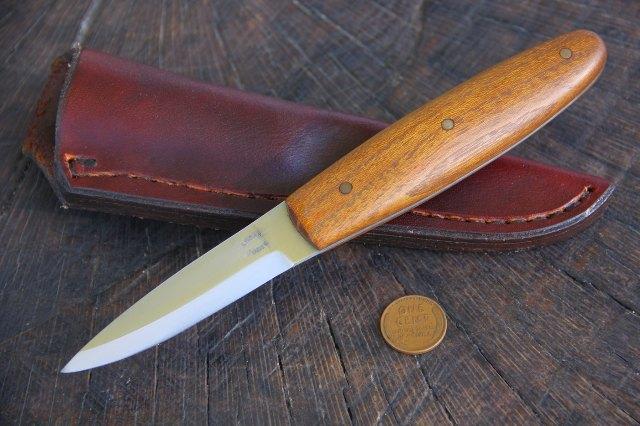 Scandi Knife, Viking Knife, Lucas Forge, Custom Hunting Knife, Custom Knife, Survival Knife, Carving Knife