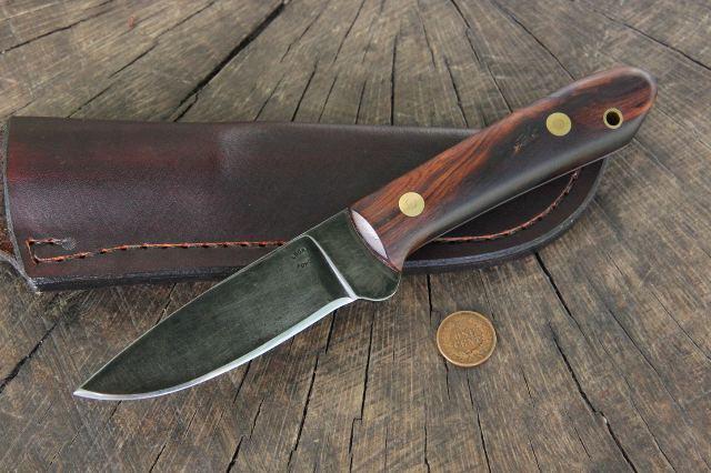 Packer Knife, Custom Knives, Custom Hunting Knives, Lucas Forge Knives, Lucas Knives, Camp Knives, Skinning Knives, Woods Knives, Explorer Knives, Pack Knives