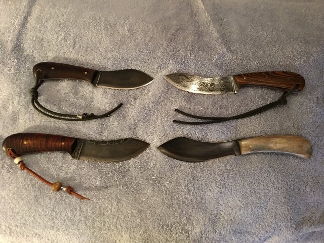 Lucas Forge, Custom Hunting Knives