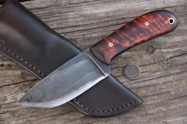 Skinning Knife, Custom Knife, Lucas Knives