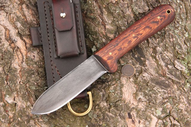 Kephart Knife, Custom Knife, Custom Kephart Knife, What is a Kephart Knife, Custom Hunting Knives