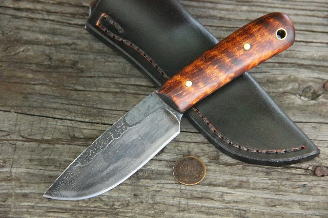 Custom Knives, Small Knives, High Carbon Knives, Knifemaker, Lucas Forge, Fixed Blade Knife, Collector Knives, Forged Knives, Handmade Knives, Historical Knives