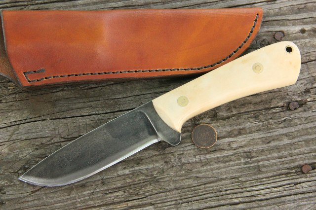 Hunting Knife, Hunter Knife, Lucas Forge, Gifts for Hunters