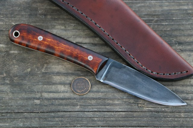 Frontier Knives, Lucas Forge, Custom Knives